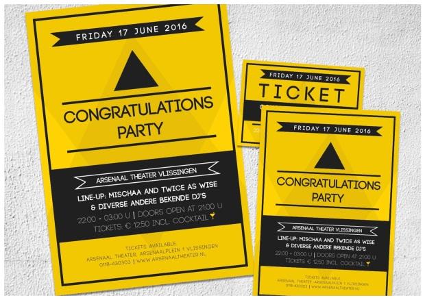 congratz party