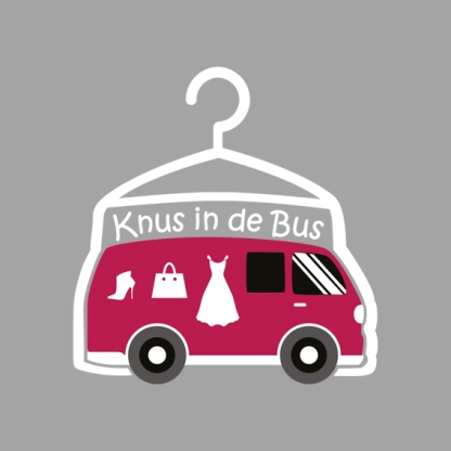 logo knus in de bus