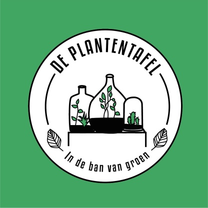 De plantentafel logo groen RGB